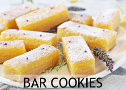 Sugarhero Bar Cookie Recipes