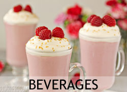 Sugarhero Beverage Recipes