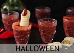 Sugarhero Halloween Recipes