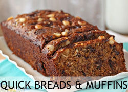Quick Breads and Muffin Recipes