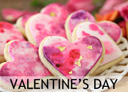Sugarhero Valentines Day Recipes