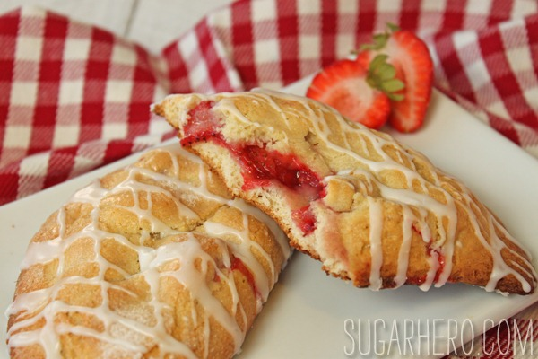 ... are some compelling reasons not to make these strawberry hand pies