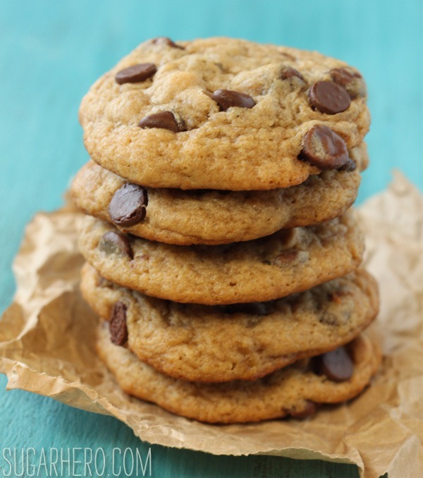 peanut-butter-banana-chocolate-chip-cookies-4