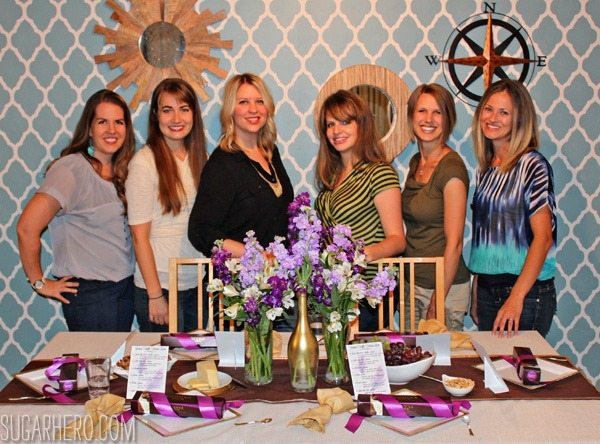 Godiva Girls Flight Night Party | SugarHero.com