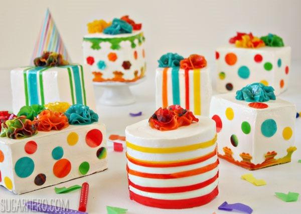 Mini Lemon Birthday Cake Image Inspiration of Cake and Birthday