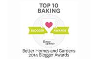 Better Homes & Gardens Blogger Awards