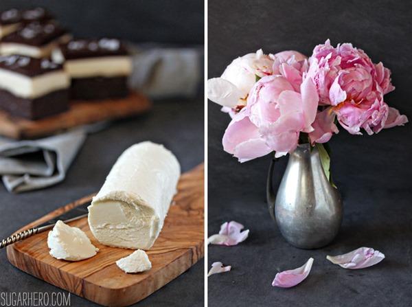 Goat Cheese Brownies | SugarHero.com