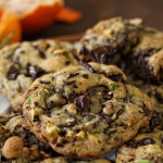 Clemen-Thyme Chocolate Chunk Cookies