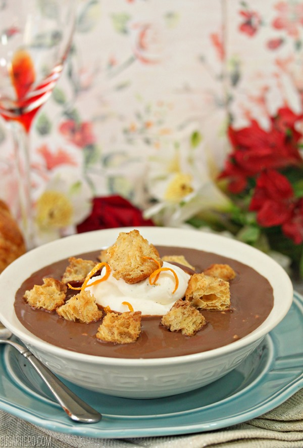 Chocolate Soup I Recipe — Dishmaps