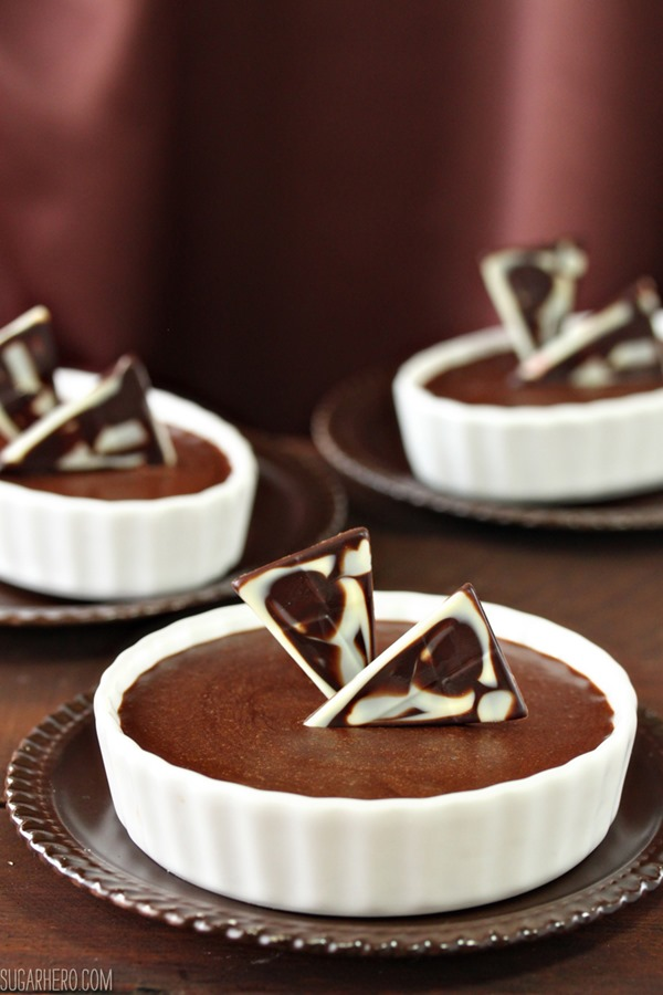 Four Fantastic Ways to Use Ganache: Chocolate Mousse | From SugarHero.com