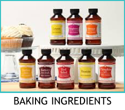 Sugarhero Baking Ingredient Recommendations