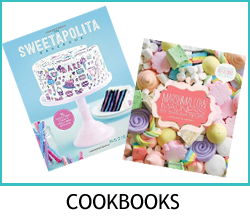 Sugarhero Cookbook Recommendations