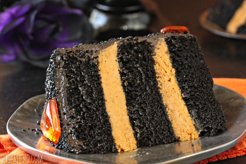 food cake with milk chocolate frosting recipes dishmaps devil s food ...